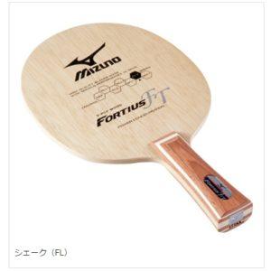 大島選手使用ラケット