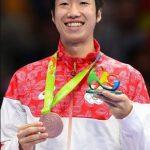 2016リオオリンピック卓球男子シングル初の銅メダル!水谷隼☆