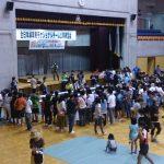 日本卓球男子ナショナルチーム講習会 沖縄で練習風景みました♪