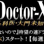 ドクターX、画像